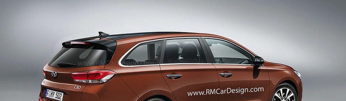 Vừa ra mắt, Hyundai i30 đã có bản CW kéo dài