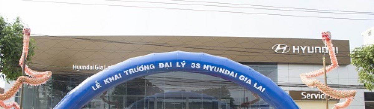 Khai trương Hyundai Gia Lai