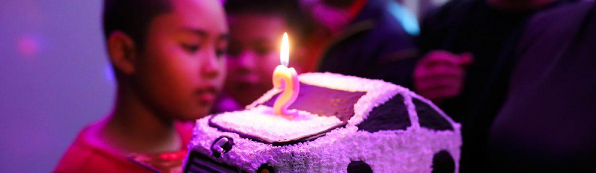 CLB Hyundai Grand i10 Việt Nam tưng bừng mừng sinh nhật 2 tuổi