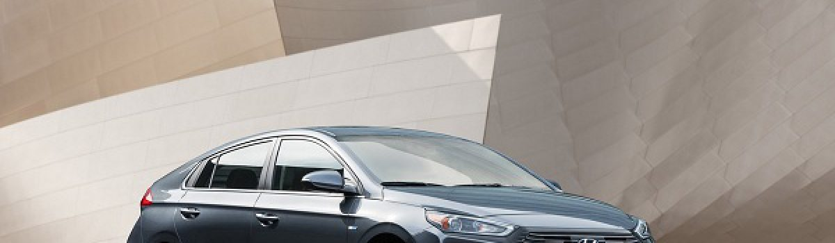 Hyundai Ioniq – đối thủ của Toyota Prius có giá từ 22.200 USD