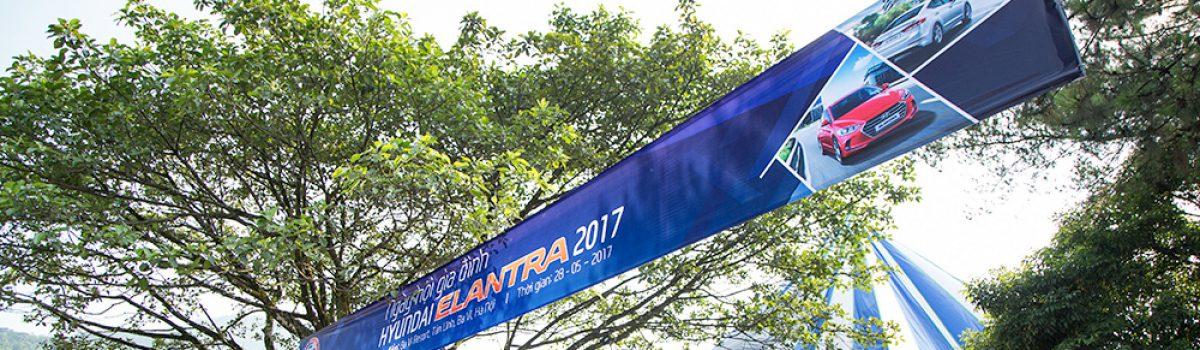 Tưng bừng ngày hội lớn nhất năm của những người chơi xe Hyundai Elantra tại Việt Nam