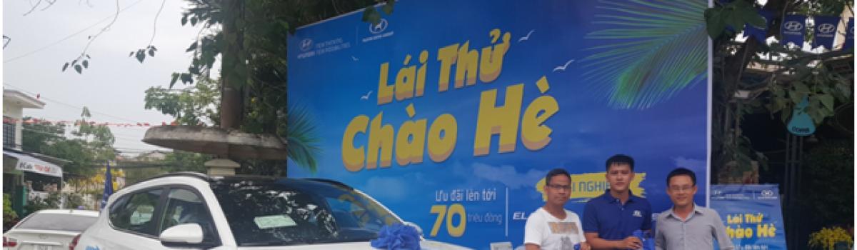 """Chương trình lái thử xe """" LÁI THỬ XE CHÀO HÈ TẠI TP HỘI AN"""""""