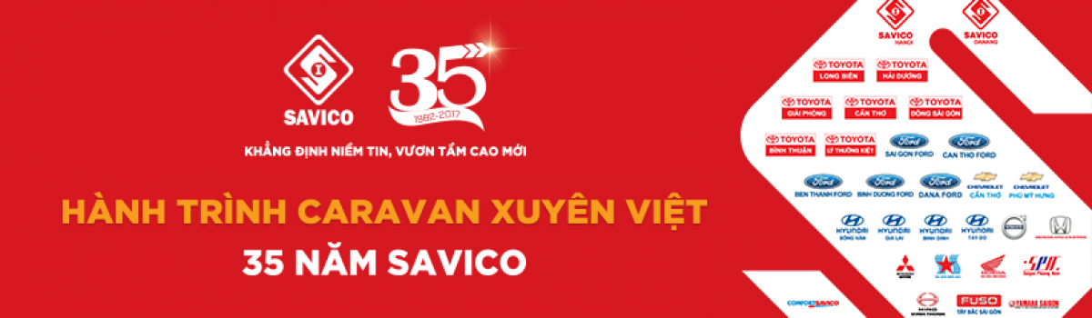 Nhằm chào mừng kỷ niệm 35 năm thành lập Công ty Cổ phần Dịch vụ Tổng hợp Sài Gòn SAVICO