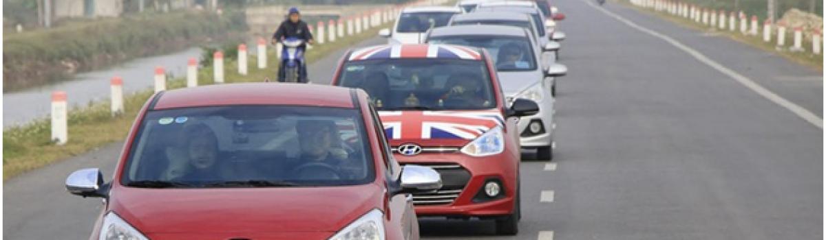 HYUNDAI GRAND I10 mới là xe bán chạy nhất Việt Nam