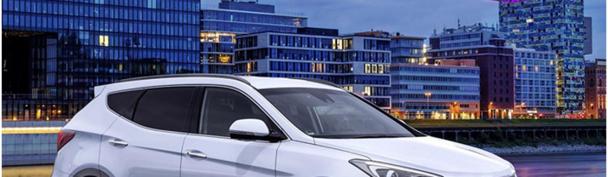 Santafe 2017 chiếc xe hyundai 7 chỗ đạt tiêu chuẩn an toàn top safety pick +
