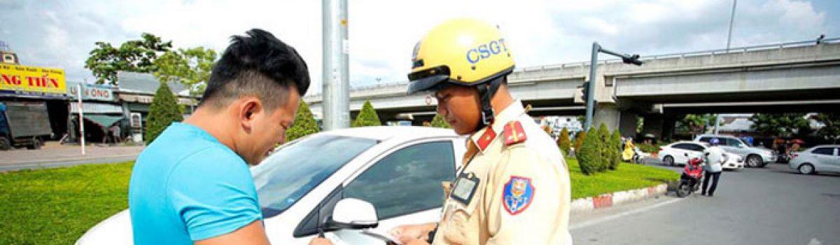Mua xe trả góp chính thức được sử dụng bản sao giấy đăng ký phương tiện
