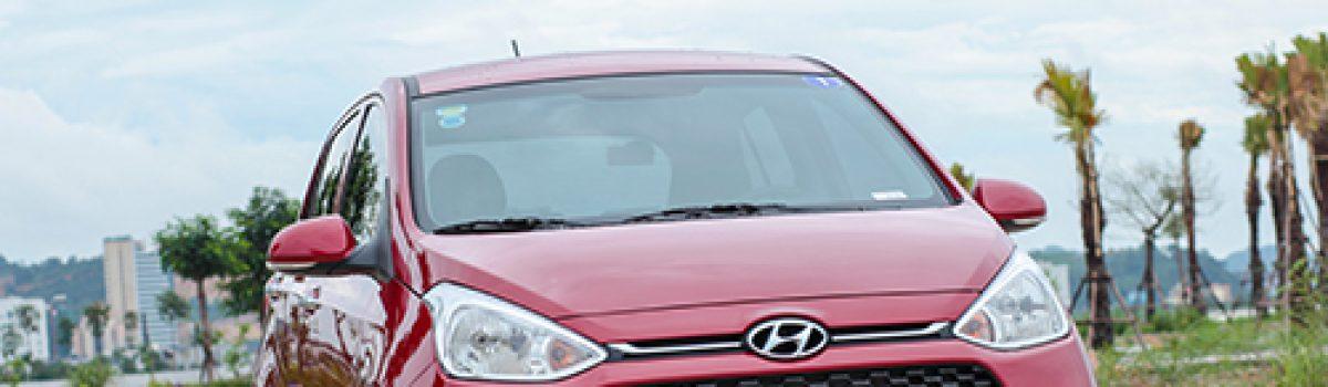 Hyundai i10 giảm giá – từ 315 triệu tại Việt Nam