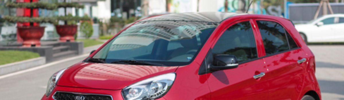 Kia Morning S giá 390 triệu – cuộc đua với Hyundai Grand i10