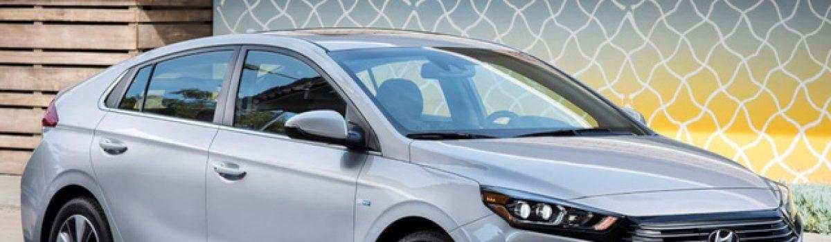 Hyundai Ioniq – Đối thủ tiềm năng của Toyota Prius