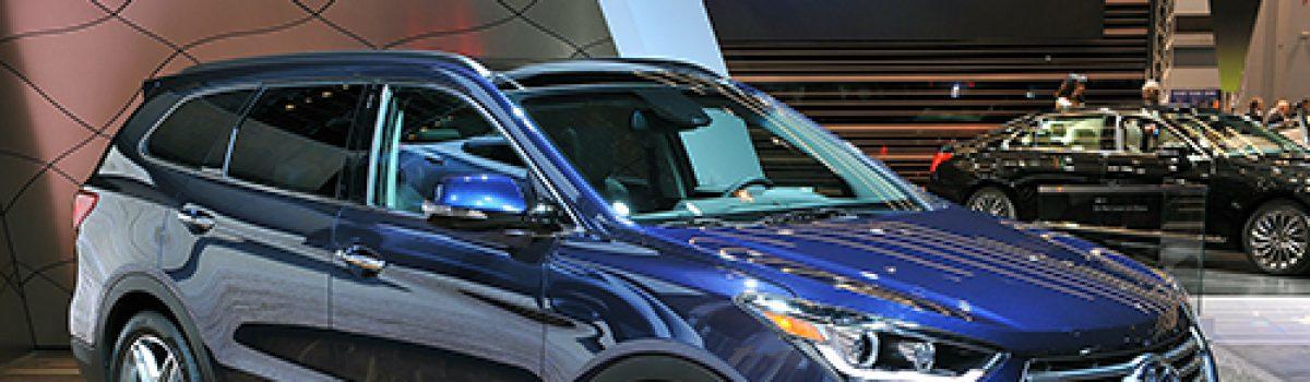 Xe Hàn tăng trưởng doanh số trên toàn cầu