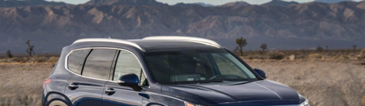 Hyundai Santa Fe thế hệ mới giá từ 25.500 USD tại Mỹ