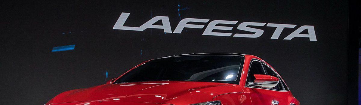 Hyundai Lafesta – sedan mới lần đầu lộ ảnh thực tế