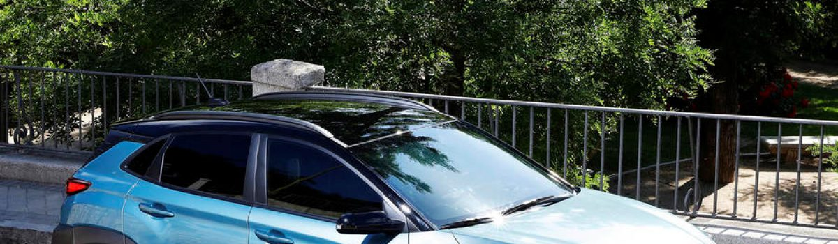 Hyundai Kona bổ sung động cơ diesel, giá từ 26.000 USD