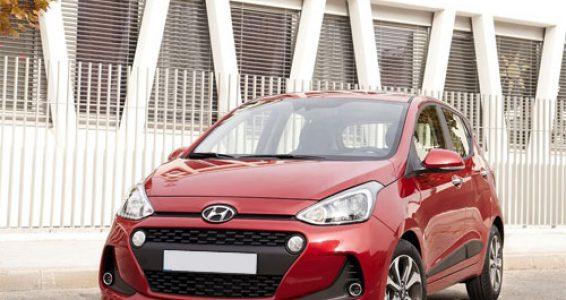Hyundai Grand i10 thế hệ mới chạy thử ở Hàn Quốc