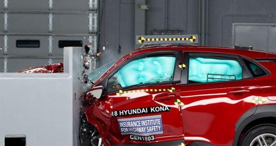 Hyundai Kona 2018 – SUV cỡ nhỏ An toàn nhất 2018 tại Mỹ