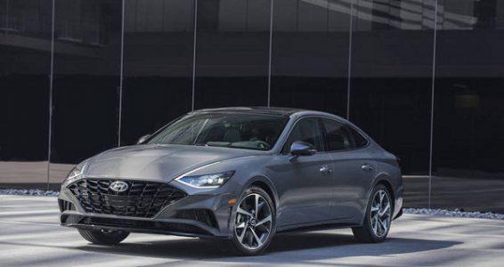 Hyundai Sonata thế hệ mới dùng động cơ 1.6 tăng áp