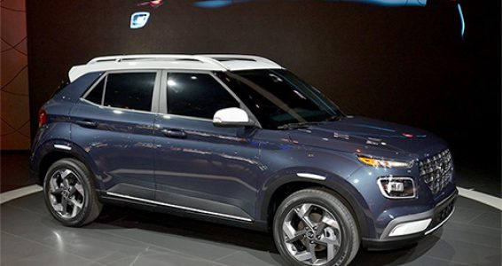 Hyundai Venue 2020 – đàn em của Kona ra mắt thế giới