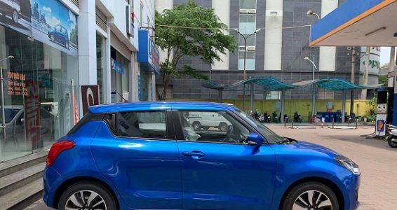 Suzuki Swift 2019 giảm giá 50 triệu đồng tại đại lý – áp lực mới cho Honda Brio và VinFast Fadil