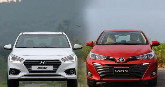 Toyota và Hyundai – cuộc chiến ngôi vương thị trường Việt