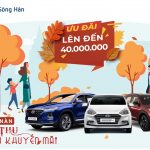 Mua xe Hyundai SantaFe, Tucson và Grand I10 trong tháng 9 sẽ nhận ngay ưu đãi lên đến 40 triệu đồng