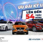 Mua xe Hyundai trong tháng 8 – Nhận ngay mức ưu đãi kỷ lục